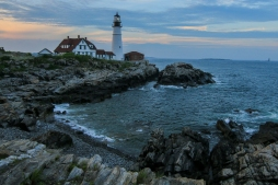 Portland Head Light.
